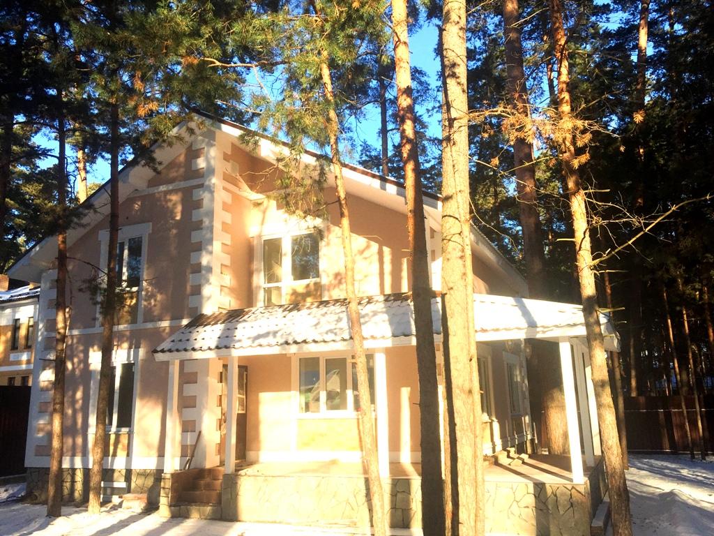 Дом 235 кв.м 6 соток г.Раменское, ул.Тургенева под ключ