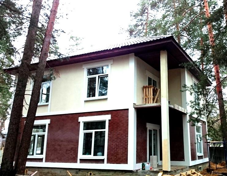 строительство дома в Раменском районе