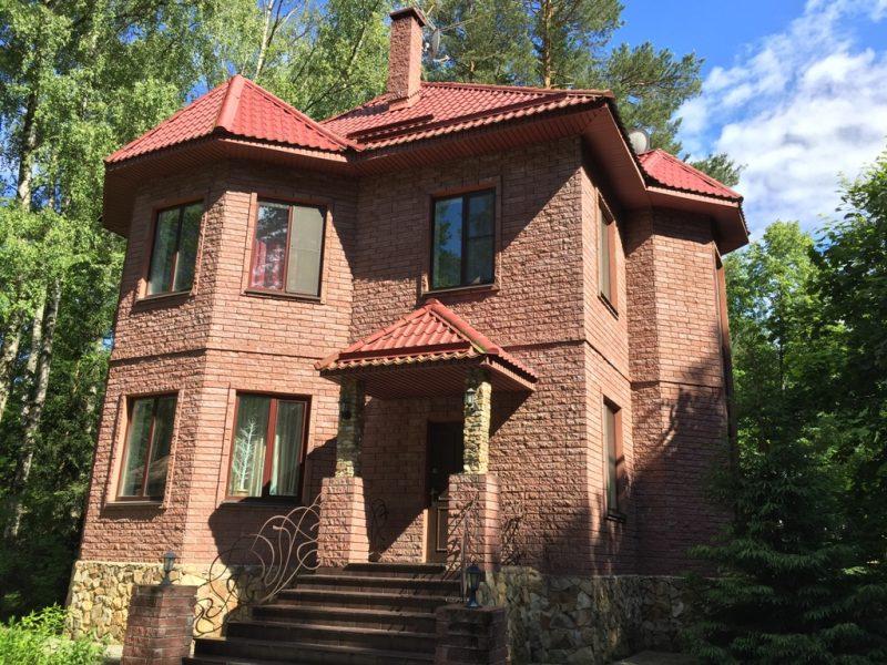 Дом 210 кв.м 18 сот. п.Ильинский, ул.Опаринская