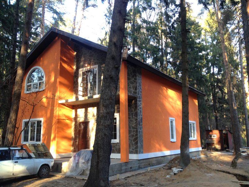 Дом 200 кв.м 10 сот. п.Кратово, ул.Попова