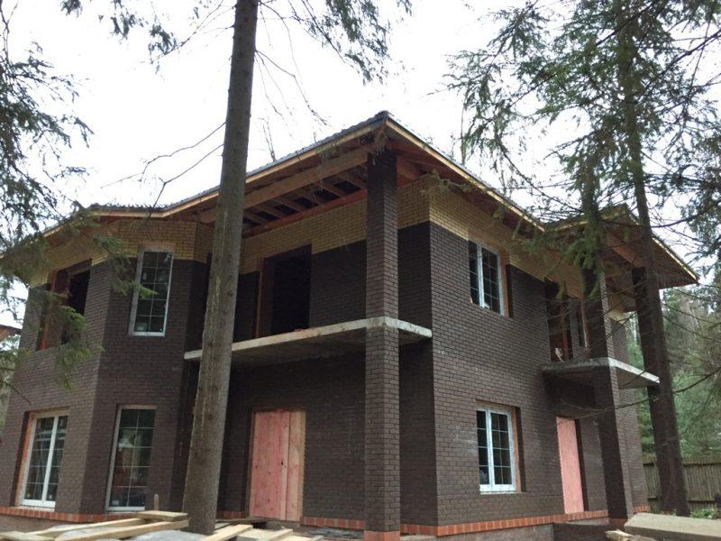 Дом 260 кв.м 14 сот. п.Самара-1