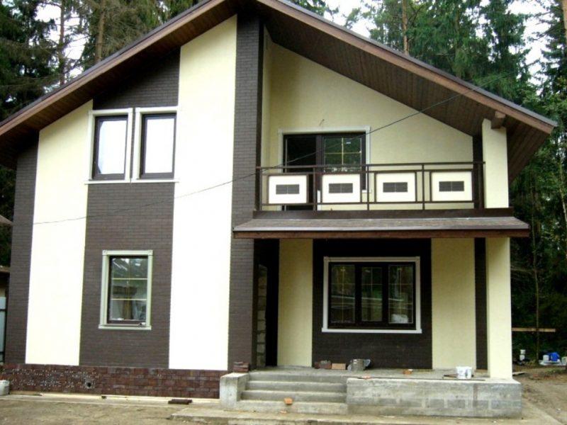 Дом 220 кв.м 8сот. п.Ильинский, ул.Ильинский просек
