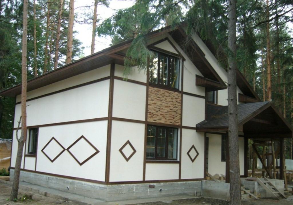 Дом 180 кв.м 8 сот. п.Ильинский, ул.Ильинский просек