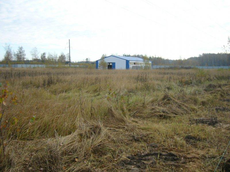 Район д.Юрово и с.Малышево, 45 км от МКАД