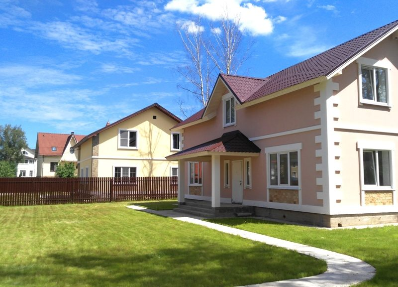 Дом 172 кв.м 7 сот. п.Ильинский, ул.Первомайская