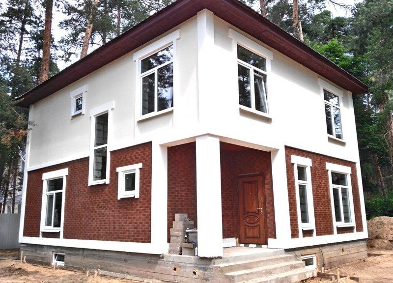 Дом 208 кв.м 5 сот. г.Раменское, ул.Тургенева