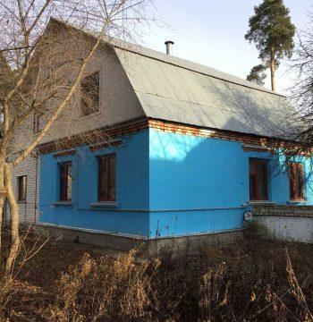 Дом 143 кв.м с баней 77 кв.м участок 9.5 соток г.Раменское